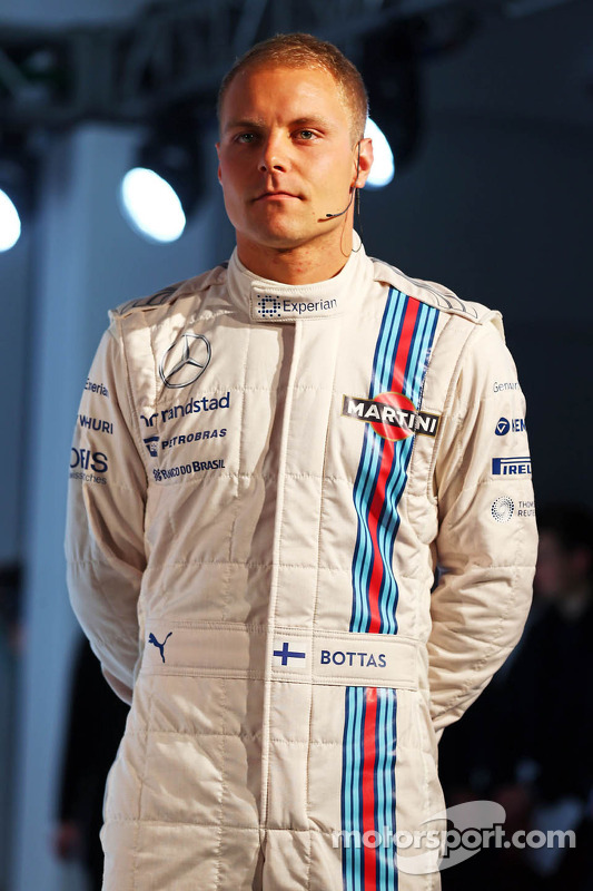 Valtteri Bottas, Williams Martini F1 Team