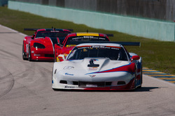 #6 Wright Track LLC Chevrolet Corvette: Mary Wright