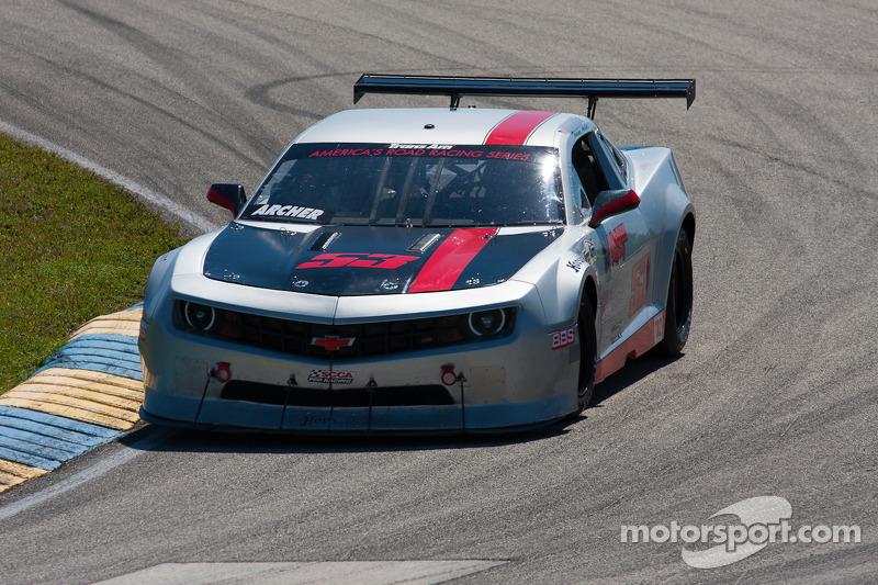 #53 Archer Racing/Race-keeper/TeamTech 雪佛兰 科迈罗: Frank Lussier