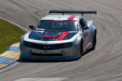 #53 Archer Racing/Race-keeper/TeamTech Chevrolet Camaro: Frank Lussier