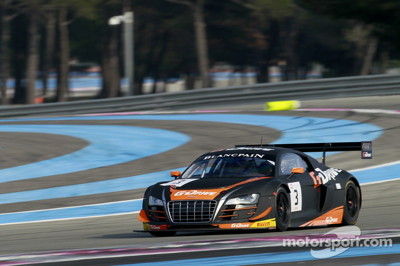 #3 Audi Sport Customer Racing by WRT Audi R8 LMS ultra