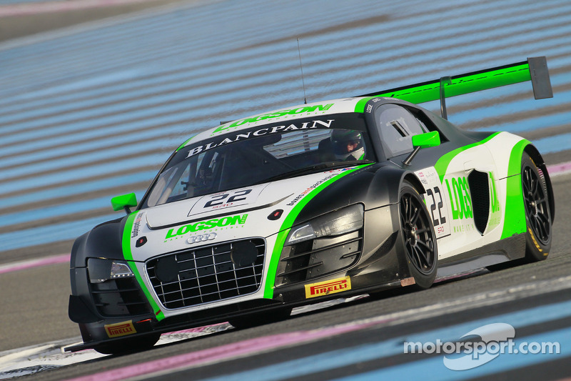 #22 Team Parker Racing Audi R8 LMS ultra