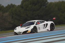 #99 ART Grand Prix McLaren MP4-12C