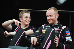 Alex Brundle and Olivier Pla