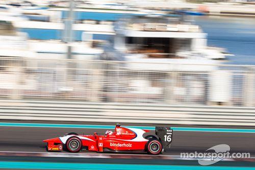 Teste de março em Abu Dhabi