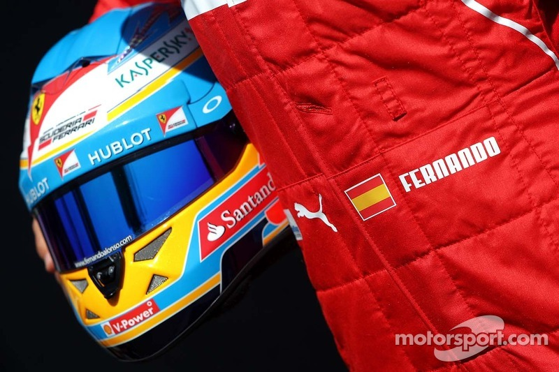 Fernando Alonso (ESP), Scuderia Ferrari  13