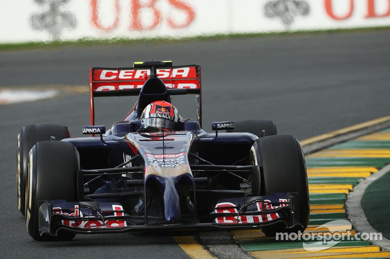 Grand Prix von Australien 2014
