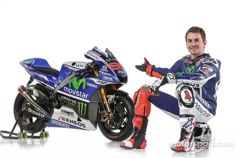 Yamaha MotoGP Movistar unveil