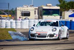 #88 Mark Motors Racing Porsche 991 GT3 Cup Car: Marco Cirone