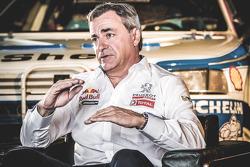 Carlos Sainz joins Peugeot for the 2015 Dakar