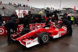 Scott Dixon的赛车, Target Chip Ganassi雪佛兰车队