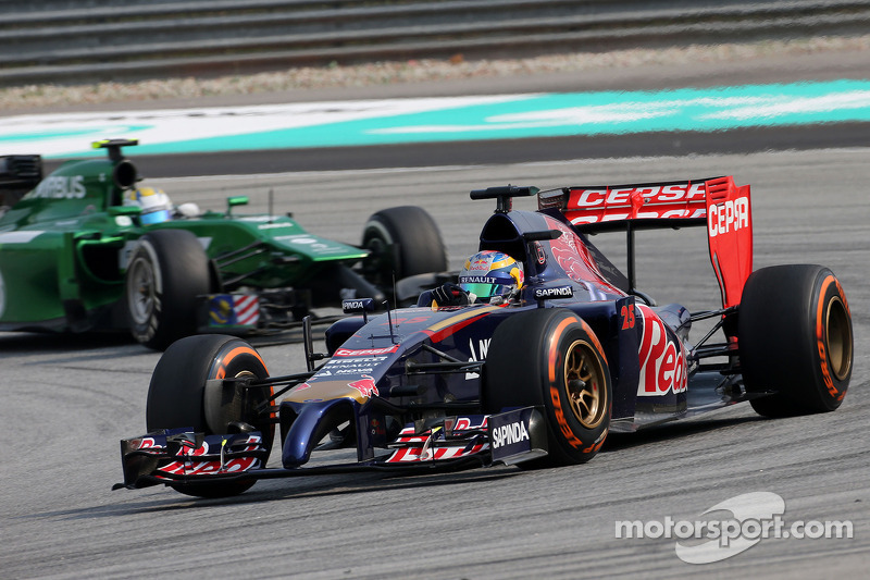 Jean-Eric Vergne (FRA), Scuderia Toro Rosso 30