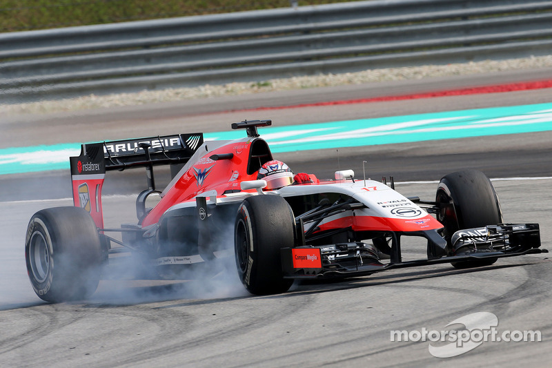 Jules Bianchi (FRA), Marussia F1 Team   30