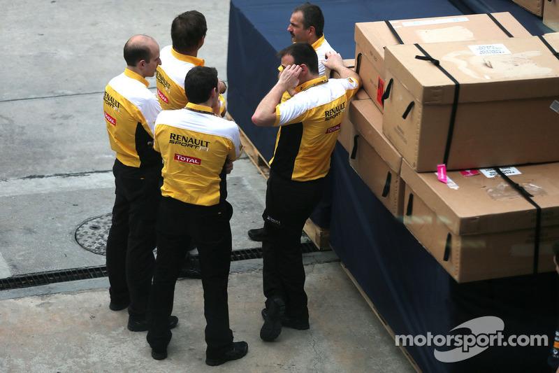 Renault-Ingenieure