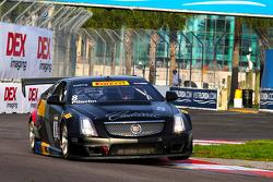#8 Cadillac Racing CTS-V.R: Andy Pilgrim