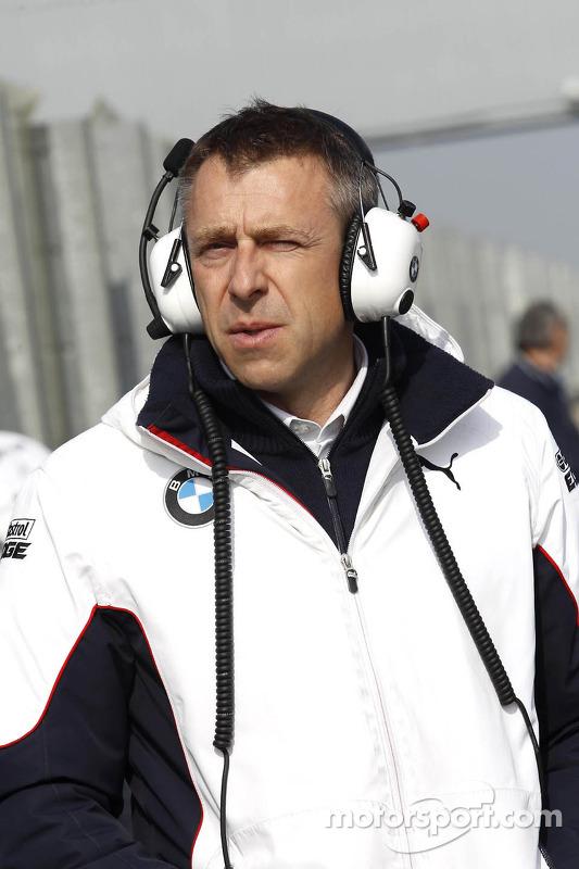 Bart Mampaey, BMW Team RBM