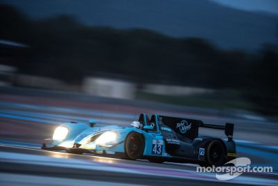 Test sur le Paul Ricard en avril