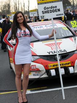 Honda Yuasa Racing - Grid Girl