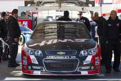 L'auto di Kurt Busch, Stewart-Haas Racing Chevrolet