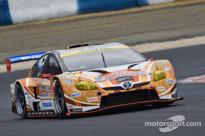 #31 丰田 Prius: Morio Nitta, Koki Saga