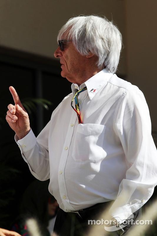 Bernie Ecclestone (GBR)