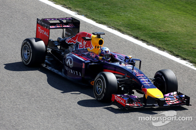 2014: Red Bull RB10