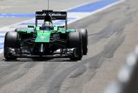 卡特汉姆F1车队车手马库斯·埃里克森