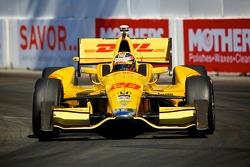 Ryan-Hunter Reay, Andretti Autosport Honda