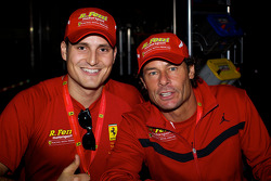 R. Ferri Motorsport: Albert Von Thurn Und Taxis ve Anthony Lazzaro