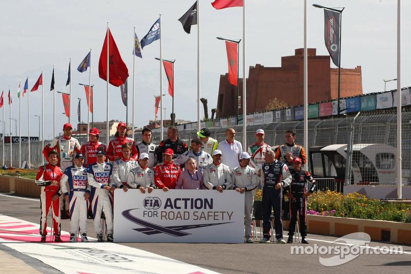 2014 WTCC drivers