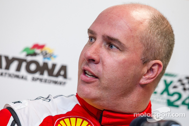 Ferrari North America press conference: Jon Becker