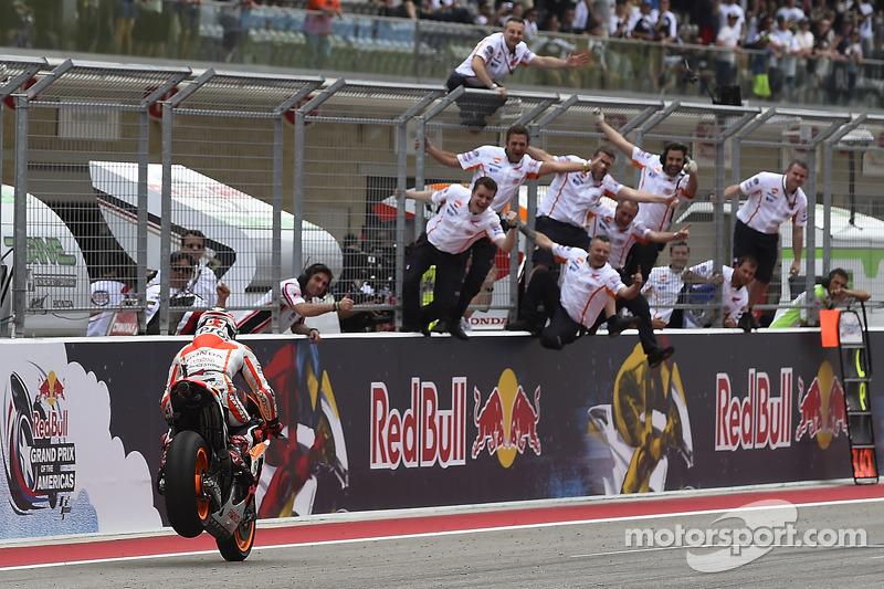 Kemenangan beruntun di era MotoGP (10)