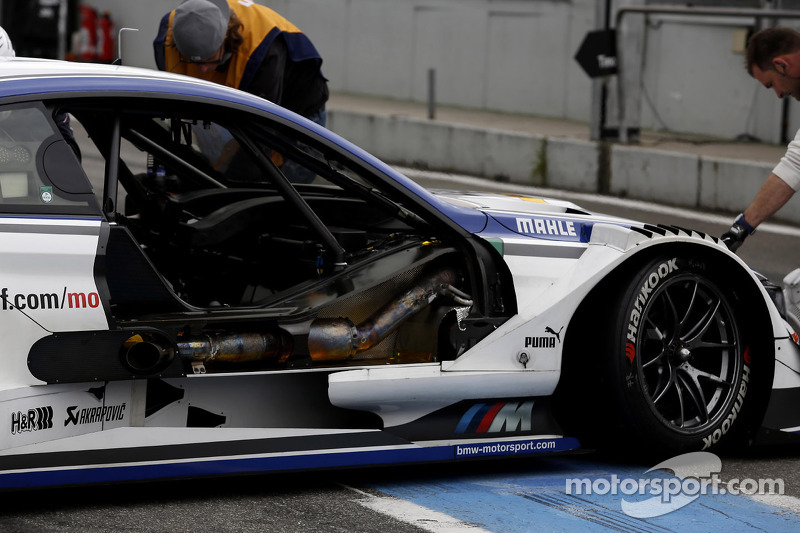 Detail BMW M4 DTM