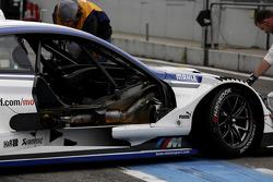 BMW M4 DTM detayı
