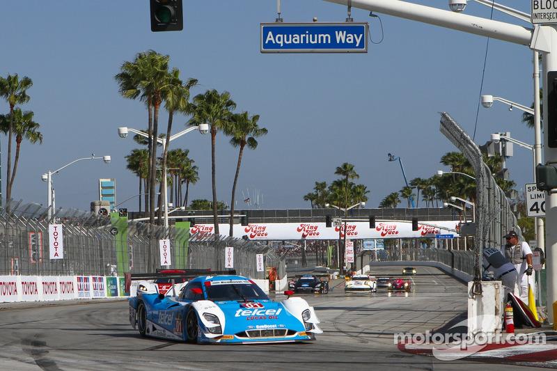 #01 Chip Ganassi Racing Riley 福特: 斯科特·普鲁厄特, 梅莫·罗哈斯