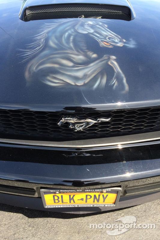 Ford Motor Company 50 anos do Mustang
