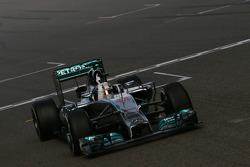 Lewis Hamilton, Mercedes AMG F1 primo posto