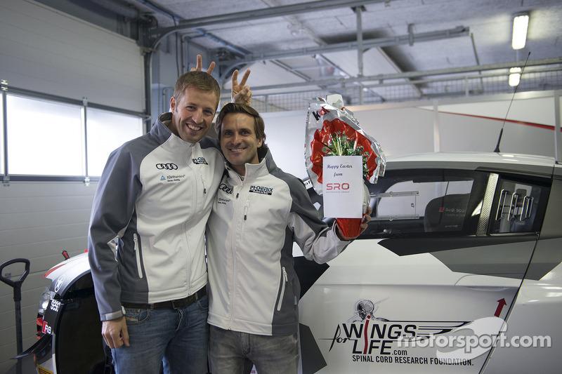 Buona Pasqua da Niki Mayr-Melnhof, Markus Winkelhock
