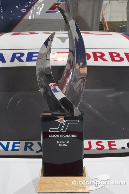 Jason Richards Memorial troféu