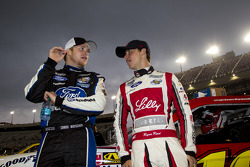 Chris Buescher and Ryan Reed