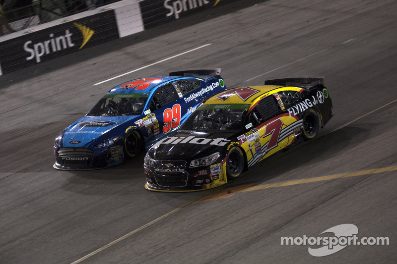 Carl Edwards ve Michael Annett