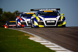 #14 Spyder/The Thermal Club Audi R8 Ultra: James Sofronas
