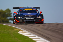 #95 Global Motorsports Group Audi R8 Ultra: Bill Ziegler