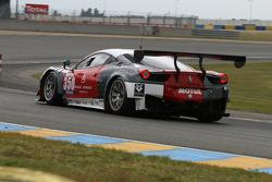 #350 Duqueine Takımı Ferrari 458 İtalya: Gilles Duqueine, Philippe Colançon