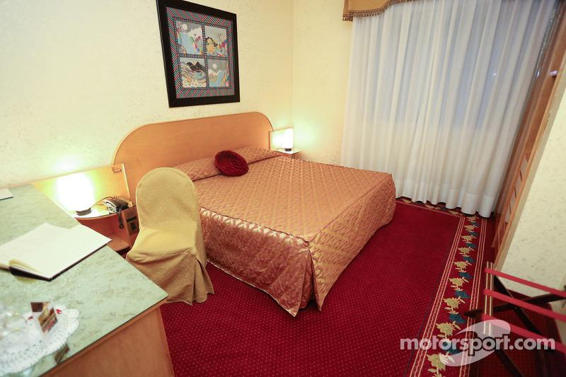 Hotel Castello Suite 200, Ayrton Senna'nın son gecesini geçirdiği yer
