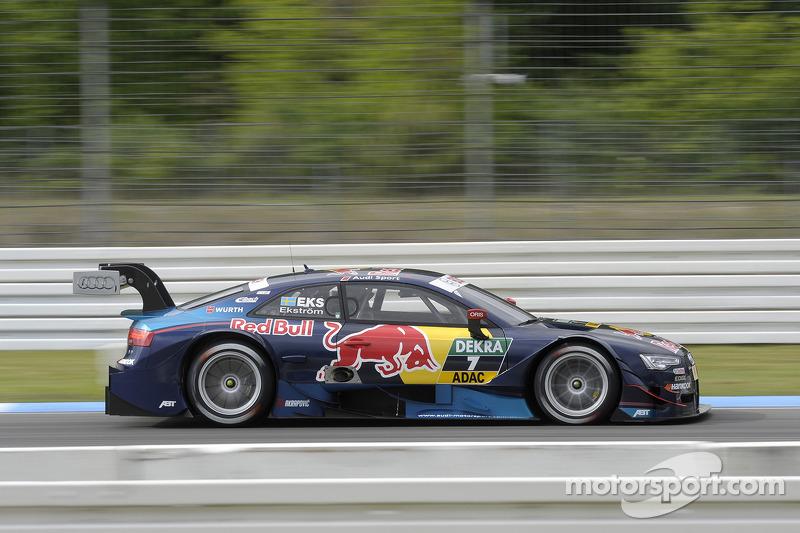 Mattias Ekström, Audi Sport Team Abt Sportsline, Audi RS 5 DTM, retrato