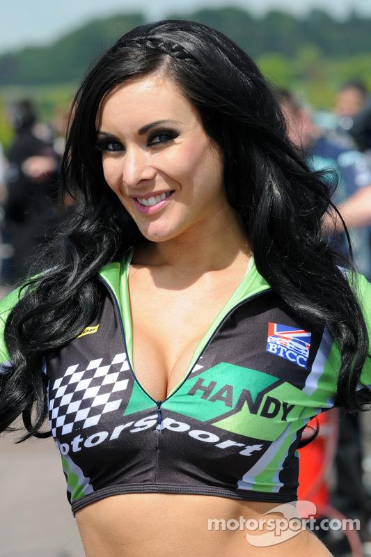 Handy Motorsport ragazza