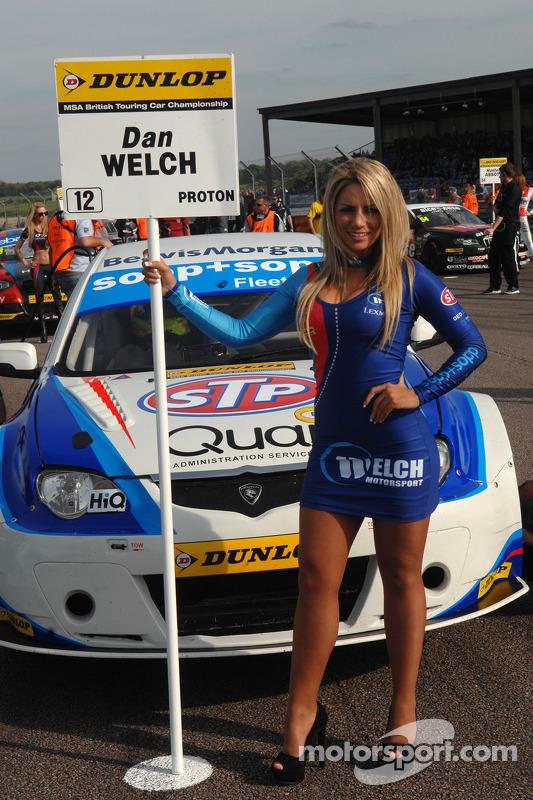 Welch Motorsport, ragazza