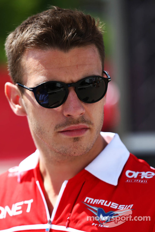 朱尔斯·比安奇,玛鲁西亚F1车队