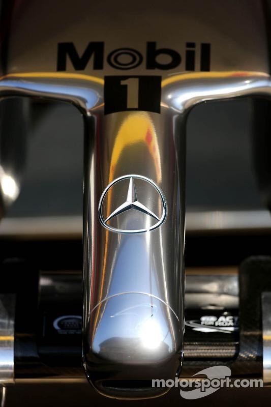 Bico McLaren Mercedes